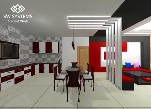 3D Max Classes in Pune, 3ds Max Training in Pune | SW Systems